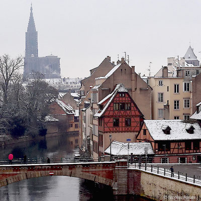 Petite France Strasbourg Nicolas Rosès Photographe
