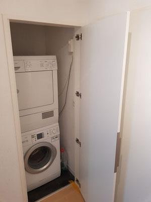 Reduittüre für Waschturm (Verkleidung)