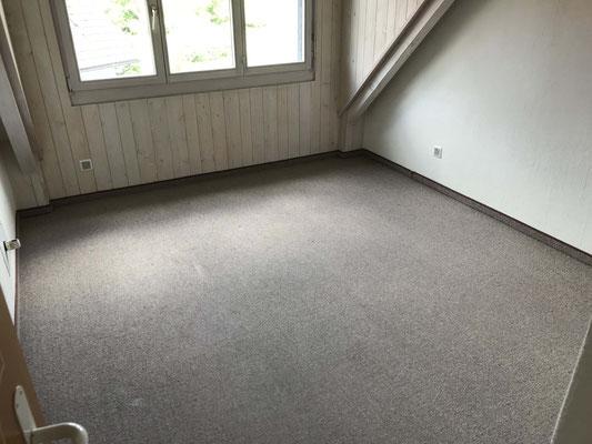 alter Teppichboden