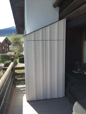 Balkonschrank