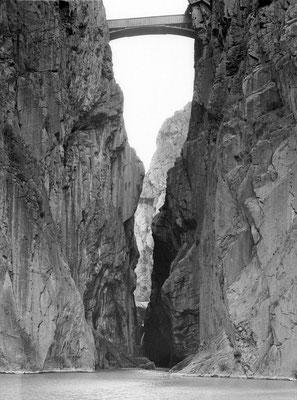 Trabajo: Digitalización negativos de vidrio                       -                   Colección particular M. Cuenca (El Chorro, 1950)