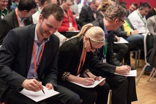 Redner | Referent | Keynote Speaker | Gastredner | Mut + Motivation: Marc Hauser, erfolgswelle® AG (Foto Eve Kohler)