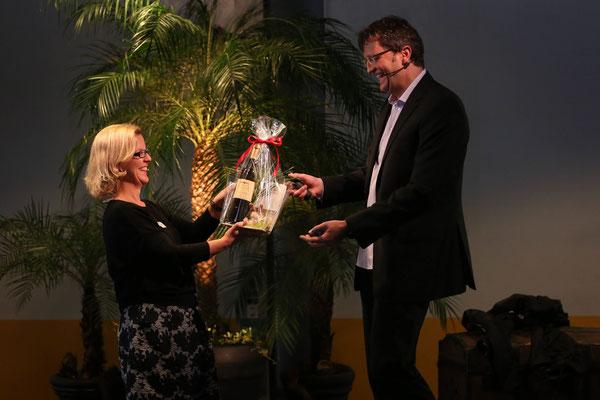 Redner | Referent | Keynote Speaker | Gastredner | Mut + Motivation: Marc Hauser, erfolgswelle® AG (Foto Eve Lagger)