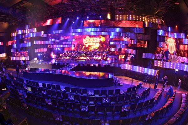 Buma Harpengala - Live op TV - 600.000+ kijkers