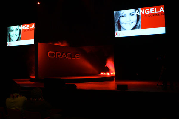 Oracle Sales event