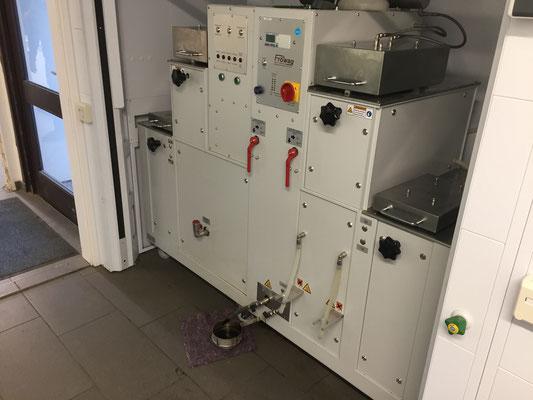 Doppelextraktionsautomat