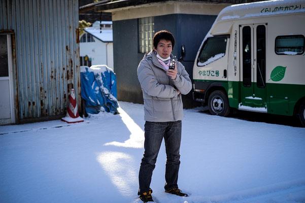 リーダー山崎隆(東京)photo by bozzo