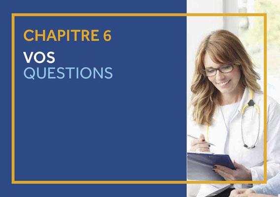 CHAPITRE 6 VOS QUESTIONS