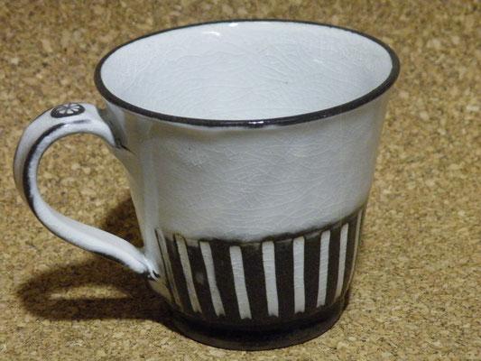 角削マグカップ