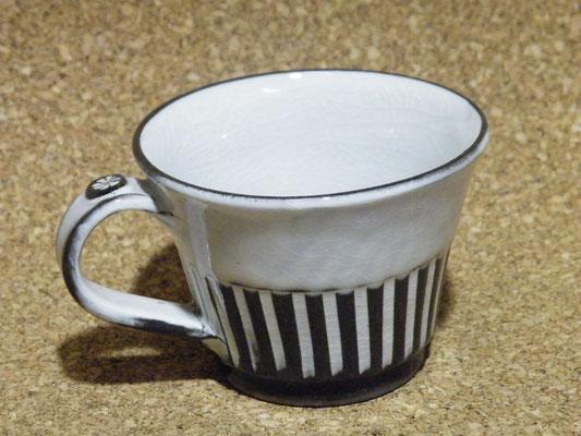 角削コーヒーカップ