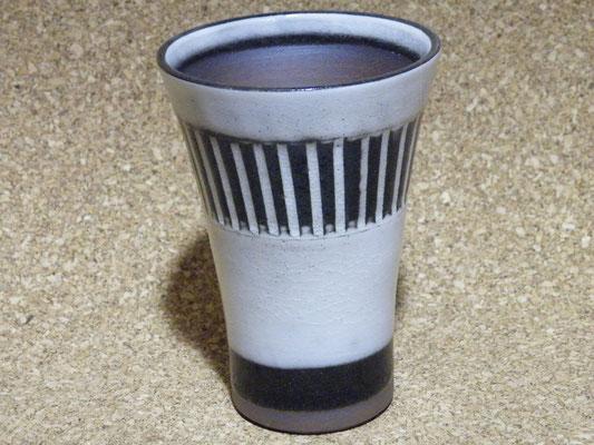 角削ビアカップ