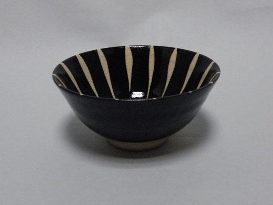 黒十草飯碗