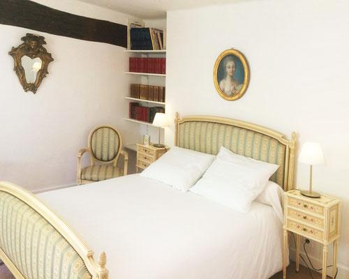 La chambre Marie-Antoinette