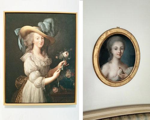 Portrait de Marie-Antoinette, par Vigée Le Brun