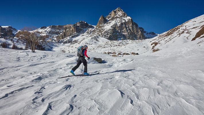 Monte Chersogno. Der Berg.