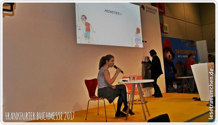 """Uli Leistenschneider """"Geheim geht anders"""" (KOSMOS) auf der Kids Stage, zusammen ..."""