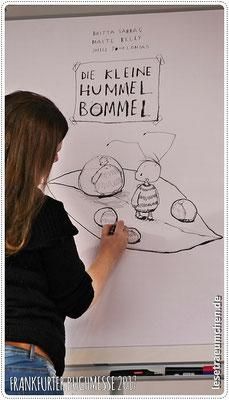 ... sowie von Illustratorin Joelle Tourlanias ...