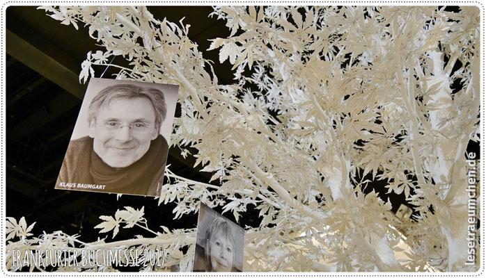 """... und der wundervolle Klaus Baumgart (""""Lauras Stern""""), zumindest mal als Foto. Noch viel toller aber live und in Farbe! <3"""