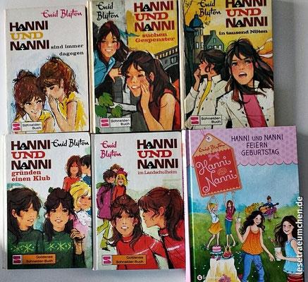 Und noch eine Kult-Reihe, ohne die meine Kindheit nicht denkbar gewesen wäre. :) Meine alten Bände plus einem neuen.