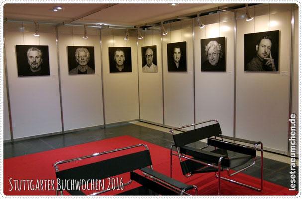 """Ausstellung """"Stuttgarter Charakterköpfe"""""""