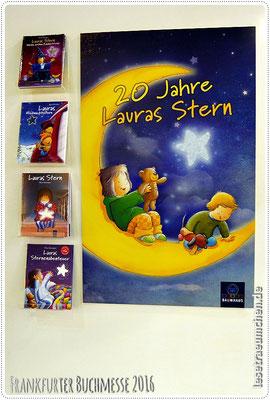 Laura und ihr Stern - wer kennt sie nicht.