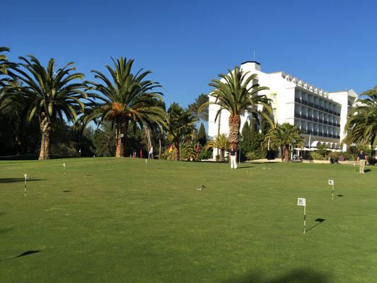 Das Hotel Pennina
