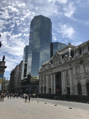 Eine moderne Großstadt