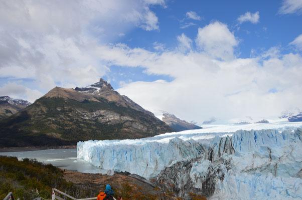 nochmal Gletscher