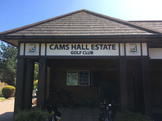 Der Cams Hall Golf Club