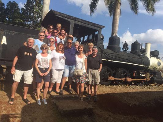 Unsere Reisegruppe in Santa Clara