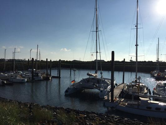 Yachthafen Norderney