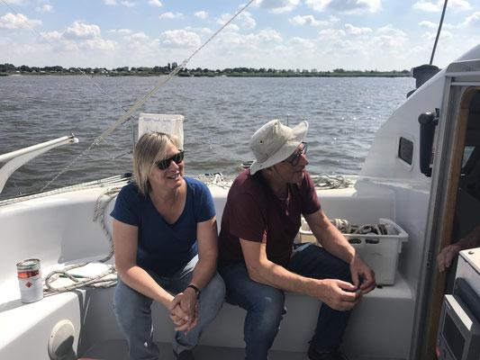 Jan und Annelies Wolthuis aus Groningen