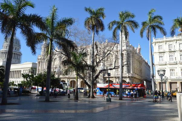 Das Zentrum von Havanna