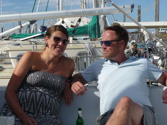 Caro und Jens Wellbrock