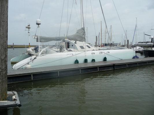 Im Yachtclub Norden