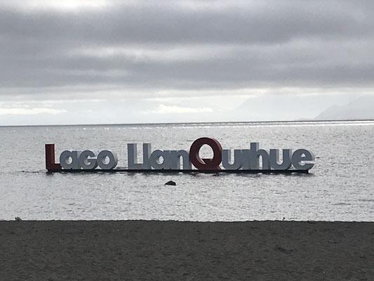Der See bei Puerto Varas
