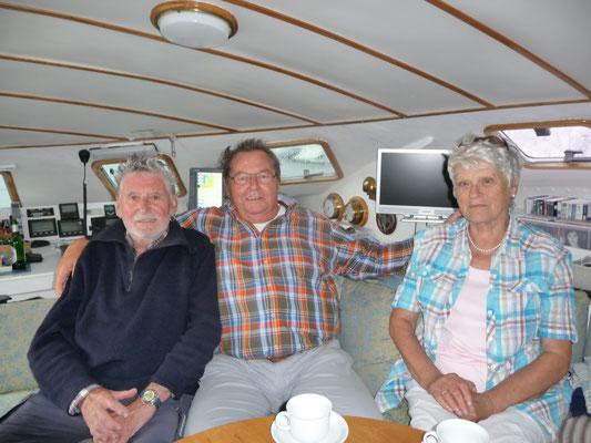 Giesela und Wolfgang Blum aus Ditzum (Oma und Opa von Caro)