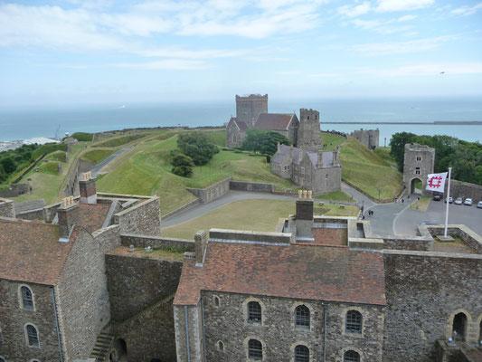 Die Festung von Dover