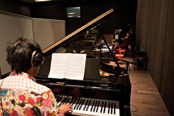 "Recording ""Danse Nomade"" by Jean-Pacal Boffo - TRAM, Maizières-les-Metz (57)"