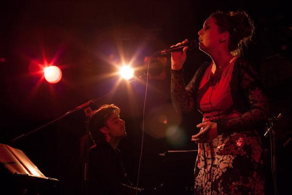Photo: Frédéric Senchet / D'jazz au bistro - Sortie Danse Nomade - 2013