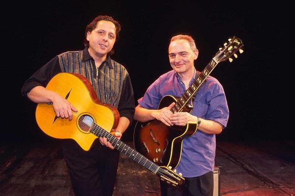 Festival Mines de Jazz  - Marc Perez et Freddy Ricci Duo