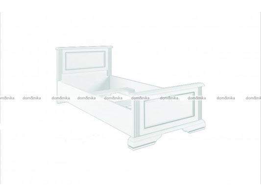 Кровать 90 Ширина995 Высота525-87 Глубина210 Цвет корпусаБелый ПроизводствоУкраина