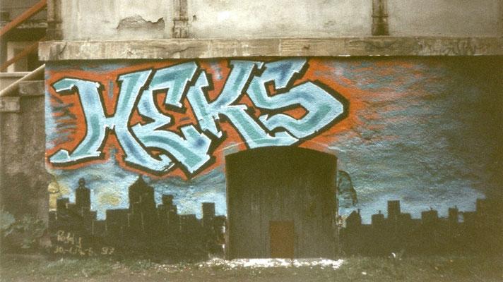 cHeks - Leipzig - 1997