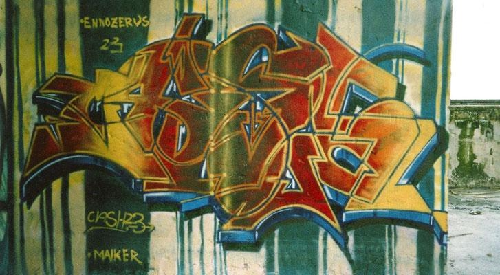 Cash23 - Reudnitz - 2004