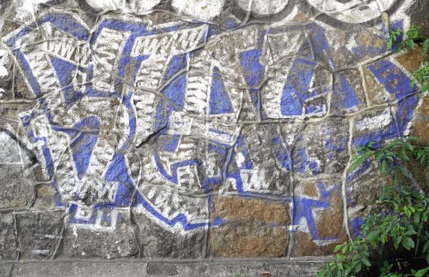 Slay - Streetbombing Leipzig 90er Jahre Graffiti
