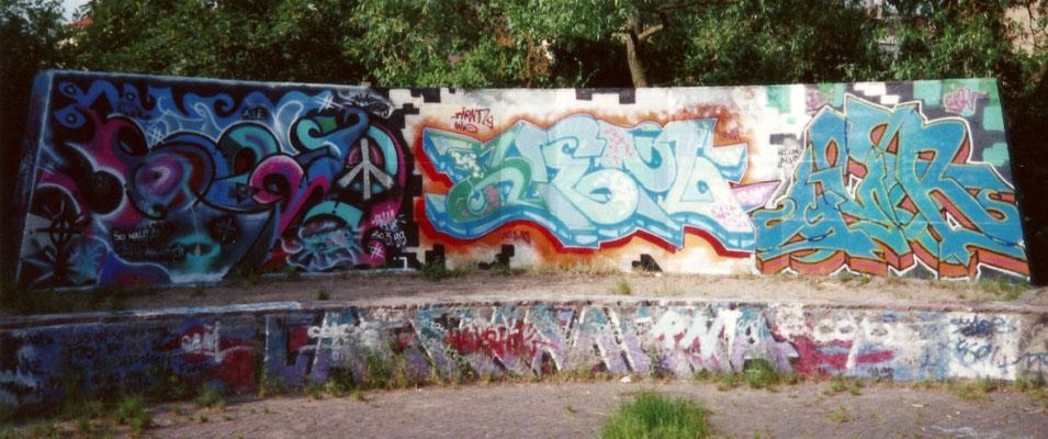 Mine Kiem & Gier - 1999