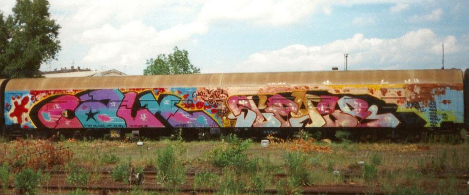 Calk & Slayer - 1998