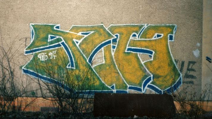 Tato - Mein 1. Straßenpiece - 1994