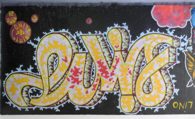 Luis - 180°Rotation (Ambigramm)