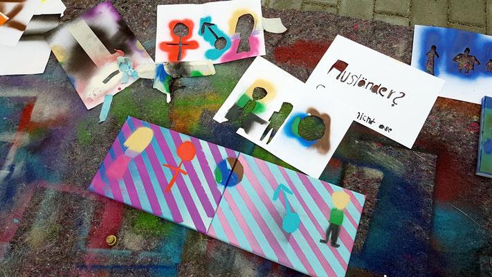 PAT23 2019 - Graffiti Workshop Leipzig - Georg-Schumann-Schule
